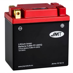 Bateria de litio JMT HJB9-FP