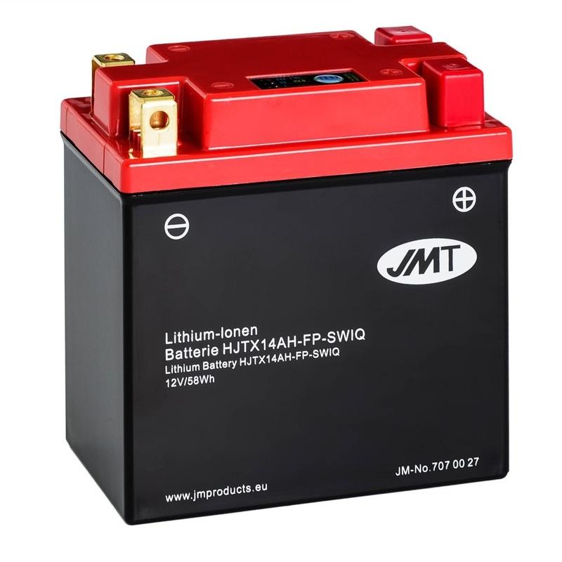 BaterÍa de Litio JMT HJTX14AH-FP