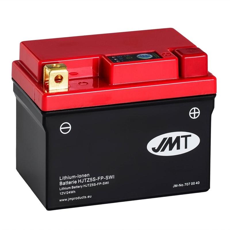 Bateria de litio JMT HJTZ5S-FP-SWI
