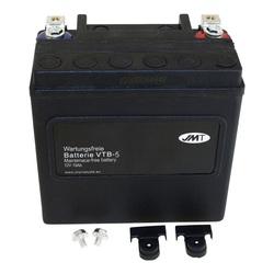 Bateria JMT VTB-5 65991-82B AGM