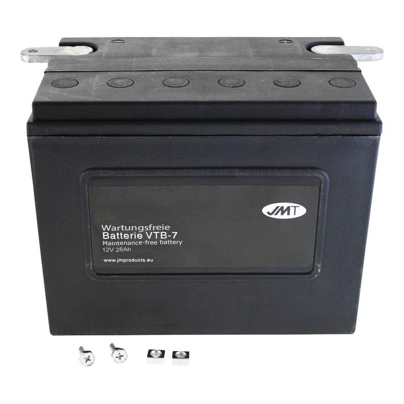 Bateria Harley Davidson VTB-7 66007-84 V-Twin AGM HD Series