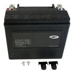 Bateria de litio JMT VTB-1 para Harley Davidson