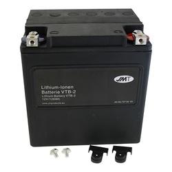 Bateria de litio JMT VTB-2 para Harley Davidson