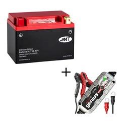 Conjunto Cargador y Bateria de litio HJTX9-FP