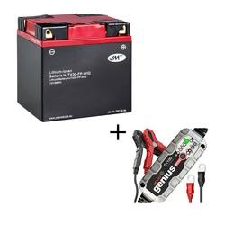 Bateria de litio HJTX30-FP + Cargador LITIO