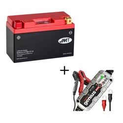 Bateria de litio HJT9B-FP + Cargador NOCO LITIO