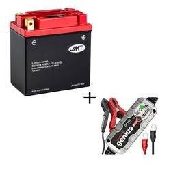 Bateria de litio HJB12-FP + Cargador LITIO