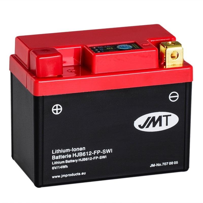 Batería de litio HJB612-FP