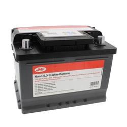 Batería JMP 63Ah 600 CCA Coche