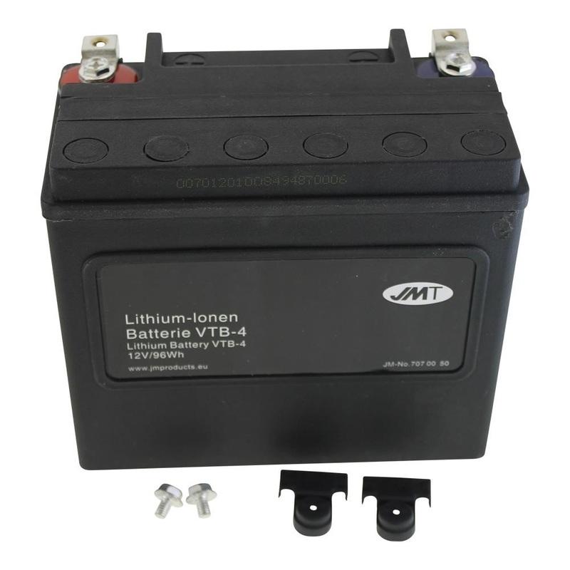 Bateria Harley Davidson VTB-4 Litio