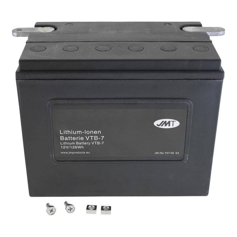 Bateria Harley Davidson VTB-7 Litio