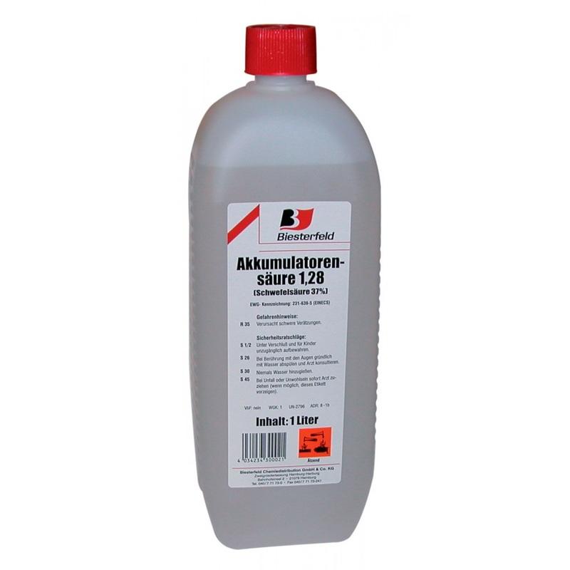 Acido para baterias