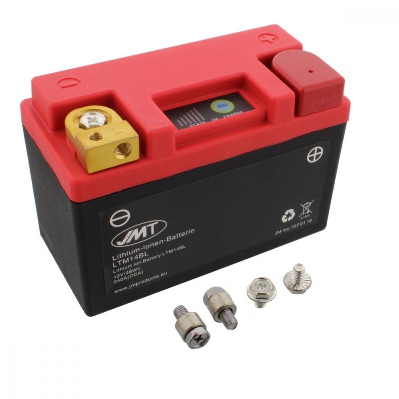 Bateria de Litio JMT LTM14BL Carcasa Reforzada