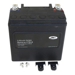 Bateria Harley Davidson Lithium 65948-00 Litio