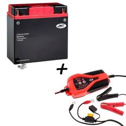 Bateria de litio HJ51913-FP + Cargador JMP SKAN 1.0 Litio