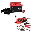 Bateria de litio  HJTZ7S-FP + Cargador JMP SKAN 1.0 Litio