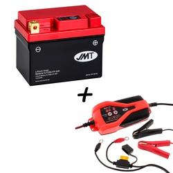 Bateria de litio  HJTZ5S-FP + Cargador JMP SKAN 1.0 Litio