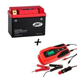 Bateria de litio HJB5L-FP + Cargador JMP SKAN 4.0 Litio