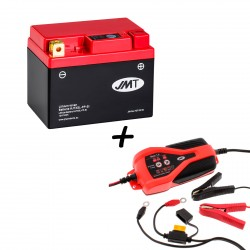 Bateria de litio HJTX5L-FP + Cargador JMP SKAN 1.0 Litio