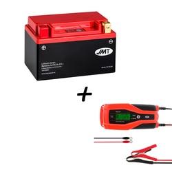 Bateria de litio HJTX7A-FP + Cargador JMP SKAN 1.0 Litio