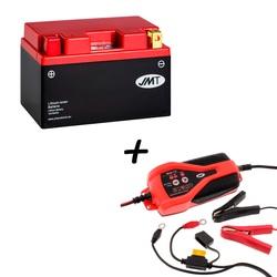 Bateria de litio HJTZ14S-FP + Cargador JMP SKAN 1.0 Litio