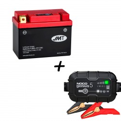 Bateria de litio  HJB5L-FP + Cargador GENIUS5 Litio