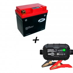 Bateria de litio HJTZ7S-FPZ + Cargador GENIUS2 Litio
