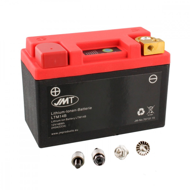 Bateria de Litio JMT LTM14B