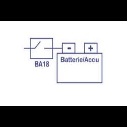 Interruptor Desconectador de batería