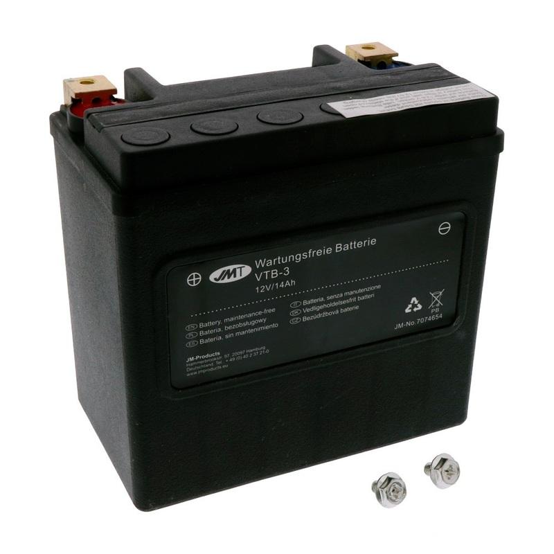 Bateria JMT AGM VTB-3 66000208