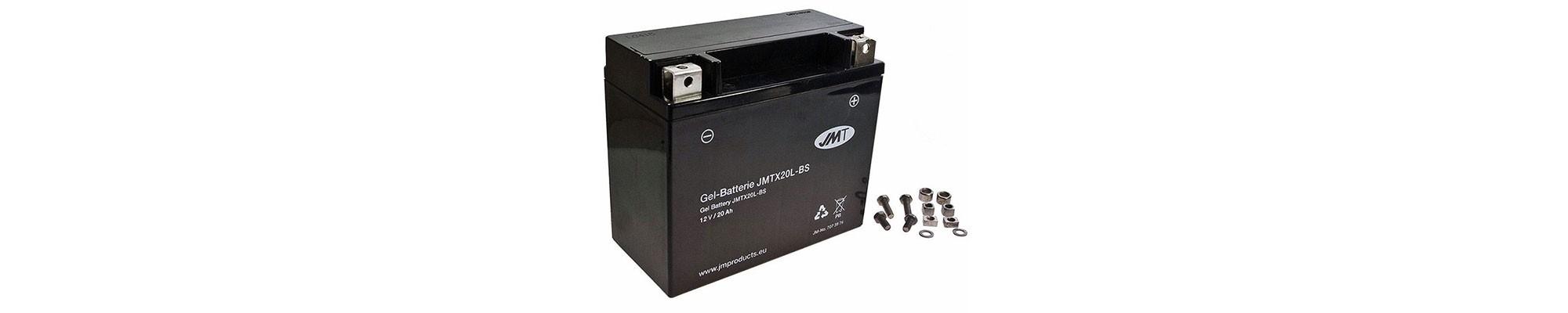 Baterias de Gel JMT para Motos Scooter Quads y Atv