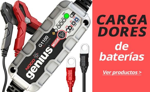 Cargadores para todo tipo de baterías